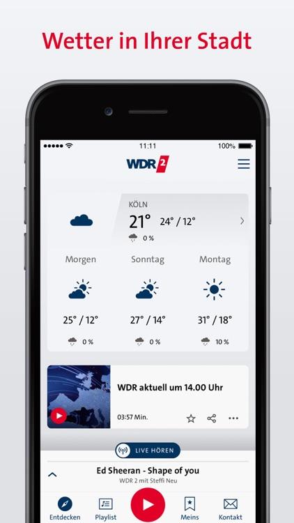 Wdr 2 Wetter App