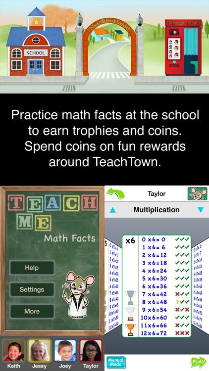 TeachMe: Math Facts