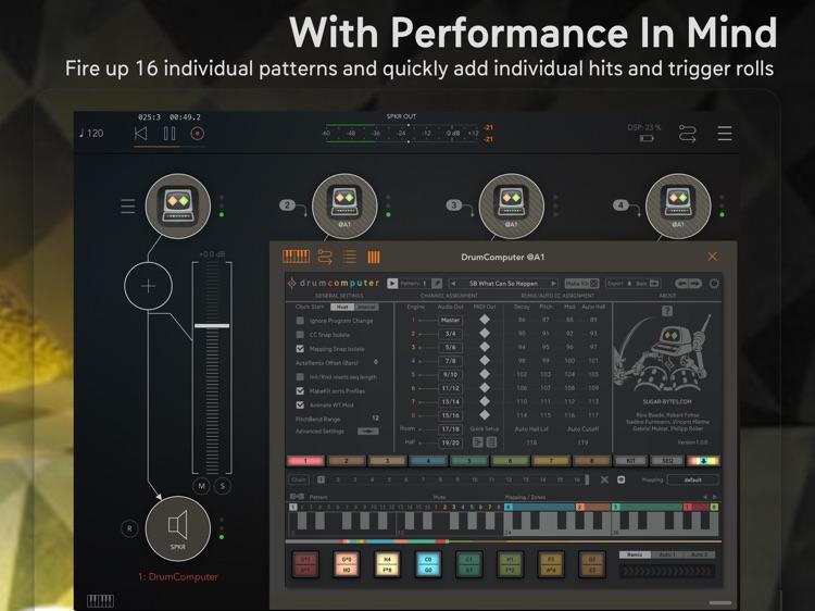 DrumComputer - Synthetic Beats screenshot-4