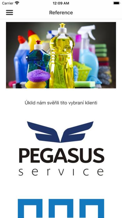 PEGASUS Service screenshot 5