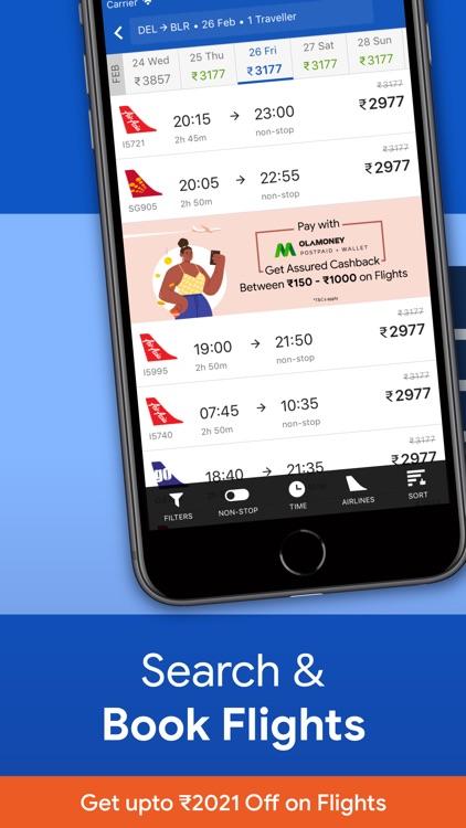 IRCTC Train Booking - ixigo screenshot-8