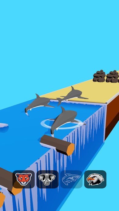 Animal Transform:Epic Race 3Dのおすすめ画像5