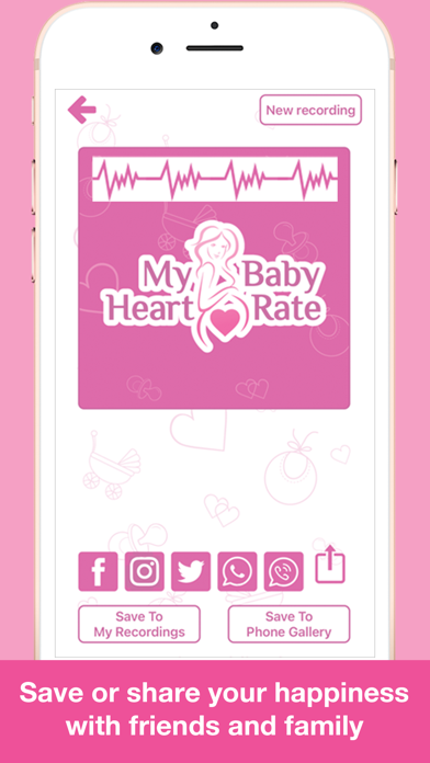messages.download My Baby Heart Rate Recorder software