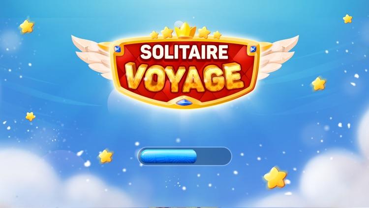 Solitaire Voyage Tripeaks Card screenshot-4