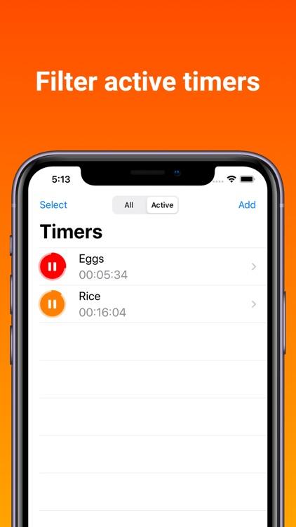 TotalTimer - The Modern Timer screenshot-4