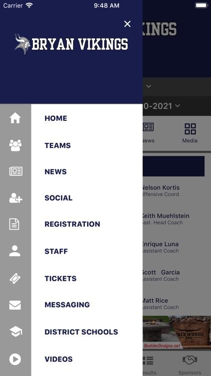 Bryan ISD Athletics screenshot-4