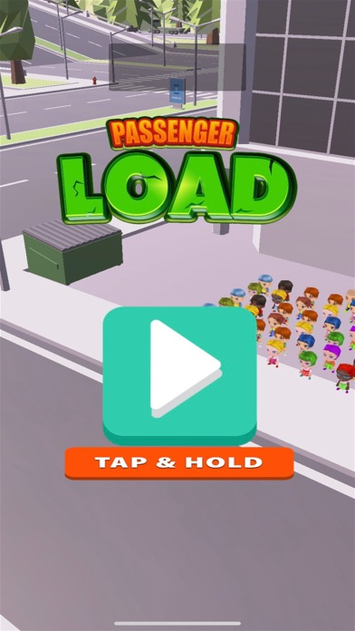 Passenger Load Screenshot