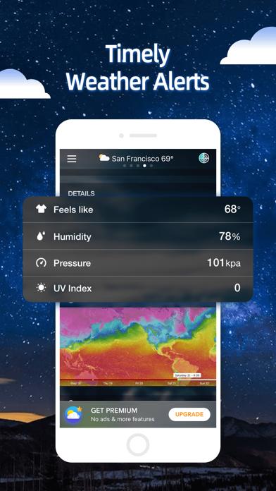 Weather-Daily Weather Forecastのおすすめ画像4