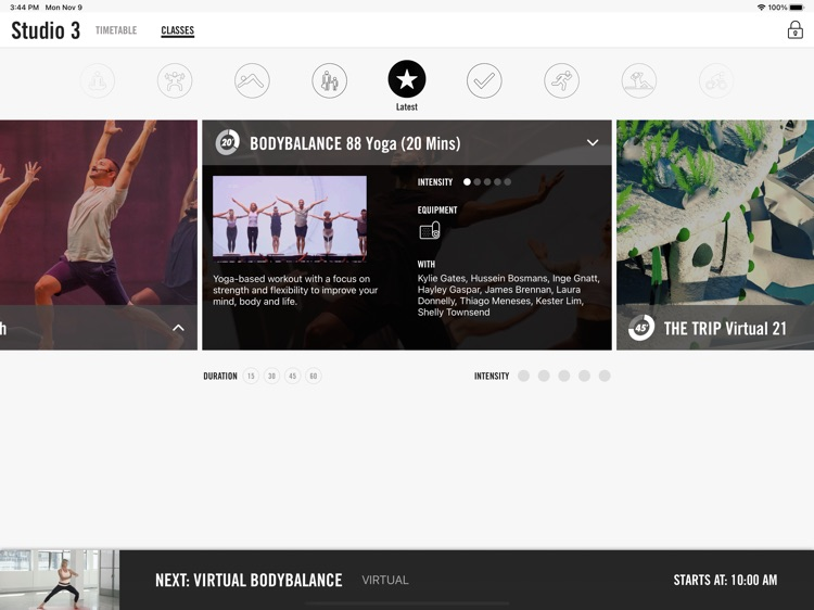 LES MILLS™ Virtual screenshot-1