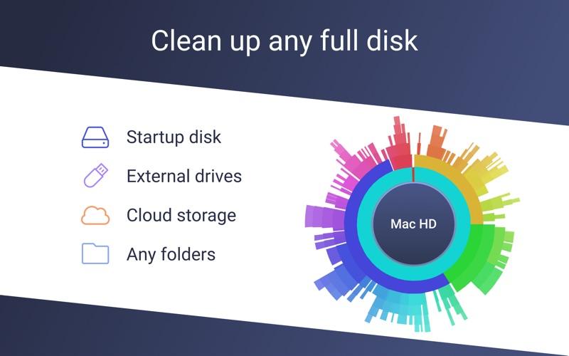 Disk Expert: HD Space Analyzer Screenshots