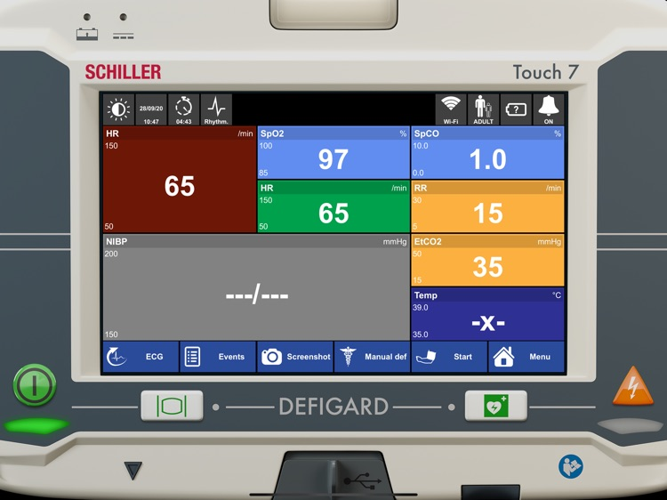 qube7 (DEFIGARD Touch 7) screenshot-7