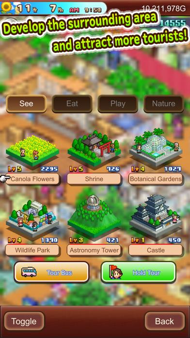 Hot Springs Story2 screenshot 3