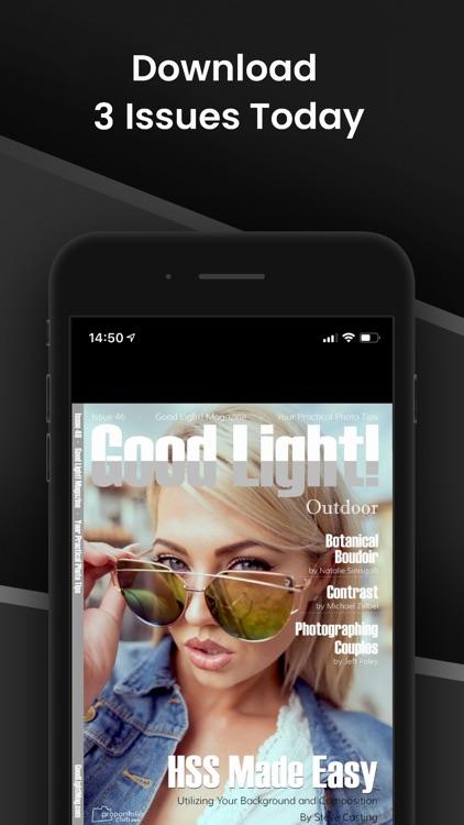 Good Light! Magazine