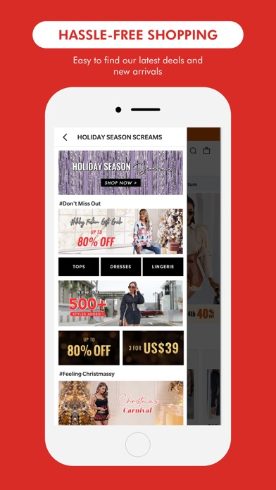 messages.download Chic Me - Best Shopping Deals software