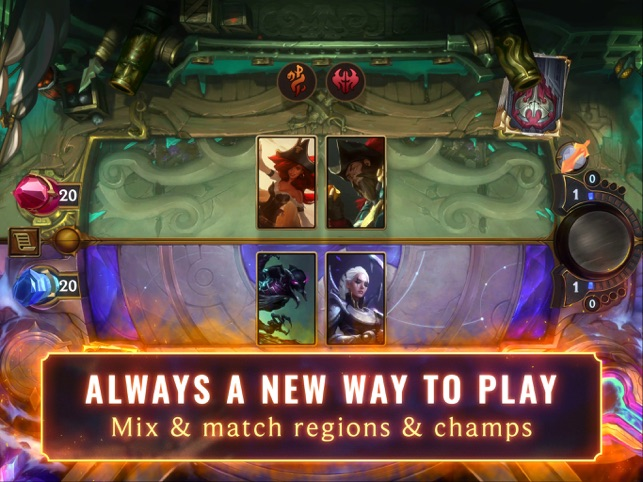 Legends of Runeterra Screenshot