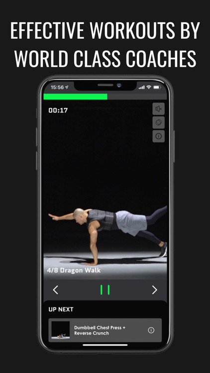 Sqwod: Gym & Home Workouts screenshot-3