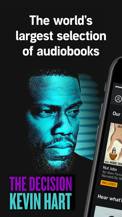 Audible audio books & podcasts wiki review and how to guide