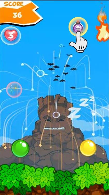 Bubble Pop: Furious Hills