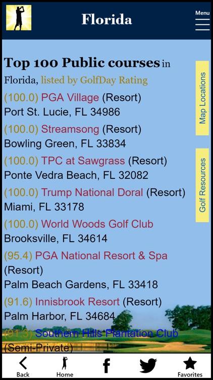 GolfDay Florida screenshot-6