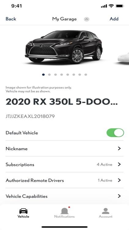 Lexus screenshot-5