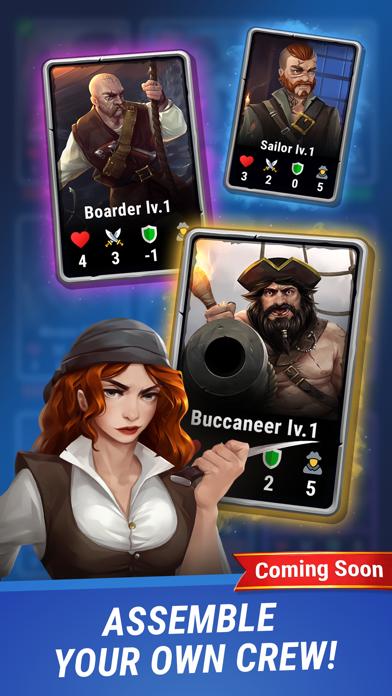 Pirates & Puzzles - PVP League screenshot 4