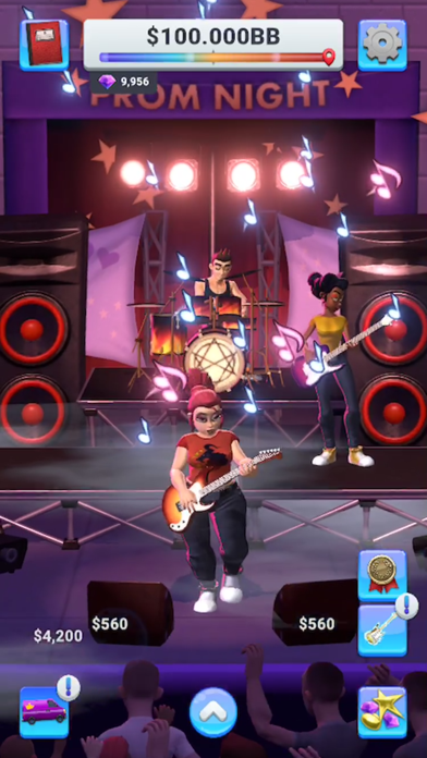 Concert Kings Music Tycoon free Diamonds hack