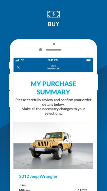 Carvana: Buy Used Cars Online screenshot-4