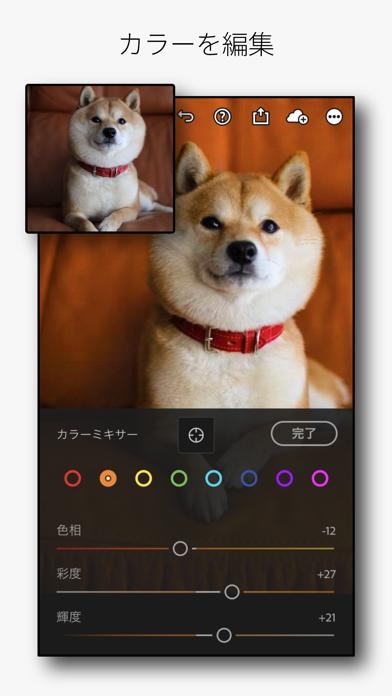 Adobe Lightroom:画像編集・写真加工フィルターのおすすめ画像3