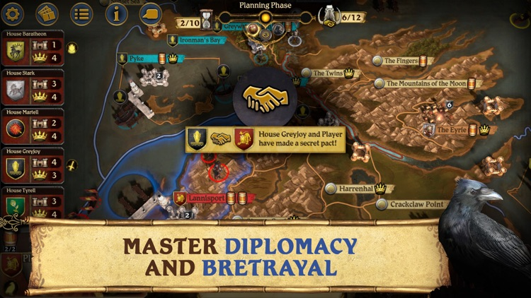 A Game of Thrones: Board Game screenshot-3