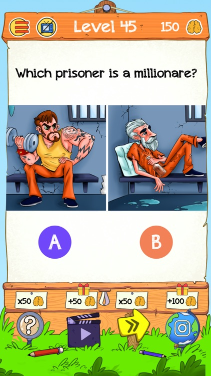 Braindom 2: Brain Teaser Games screenshot-0