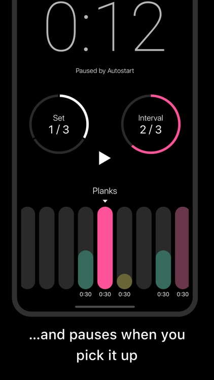 Pacer Fitness - Interval Timer screenshot-7
