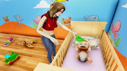 Pregnant Mom Simulator Life 3D screenshot 5