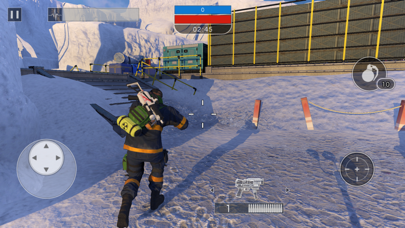 Screenshot from Afterpulse - Elite Squad Army