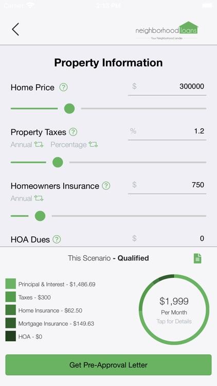 Neighborhood Loans screenshot-3