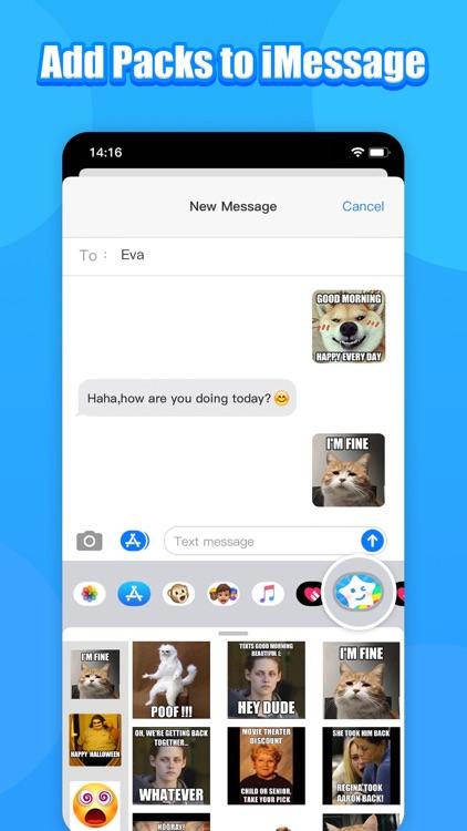 Emoji Stickers for Texting screenshot-5