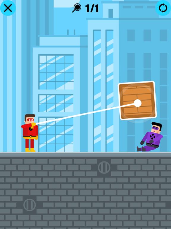 The Superhero League screenshot 5