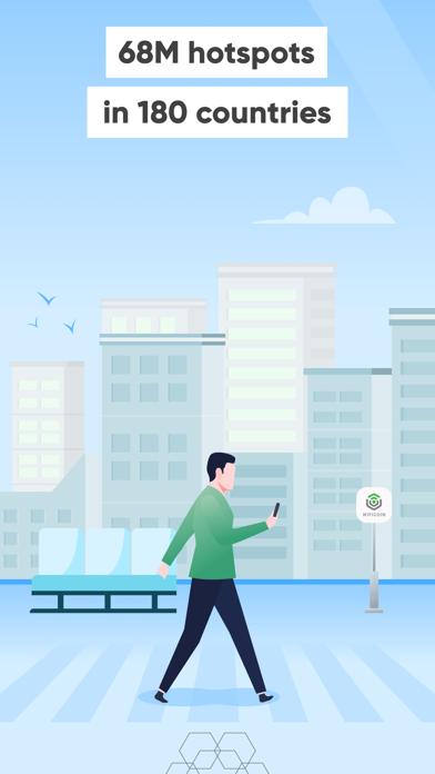 Wificoin: Gogo Inflight + eSimのおすすめ画像5