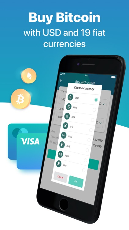 Multi Crypto Wallet-Freewallet screenshot-5