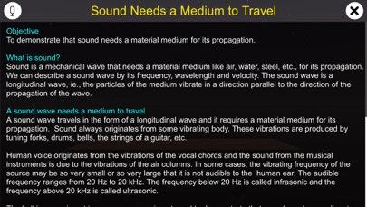 Sound Needs a Medium to Travel screenshot 1