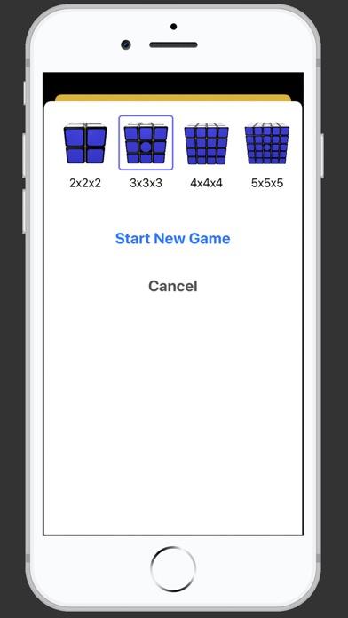 3D Rubik's Cube screenshot 4