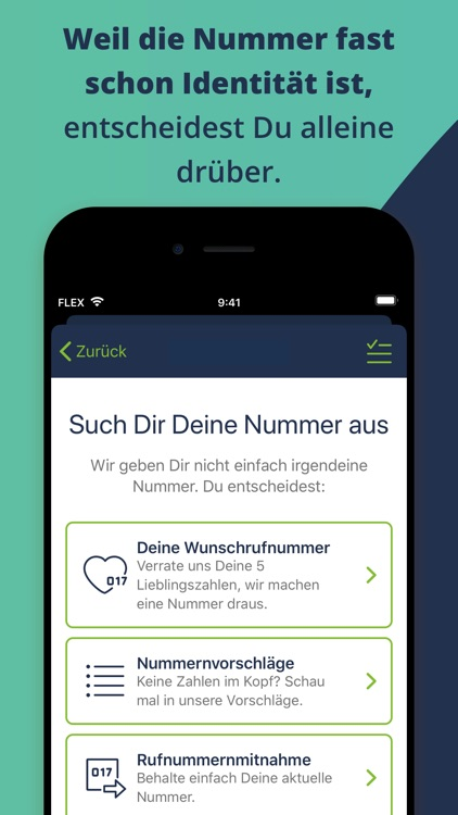 freenet FLEX. 3 Tarife – 1 App screenshot-5