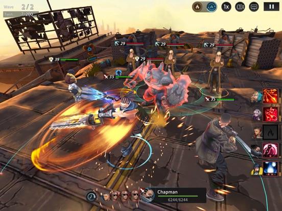 Heroes War: Counterattack screenshot 14
