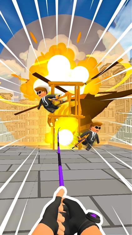 绳索小飞侠 (Ropeman3D) screenshot-3