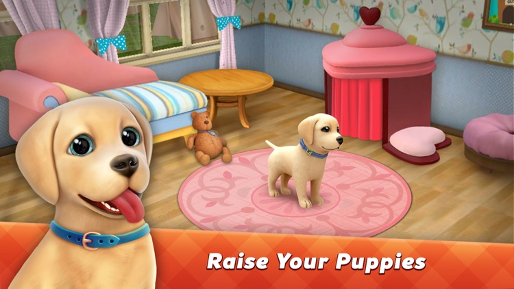 Dog Town: Pet Simulator Games screenshot-3