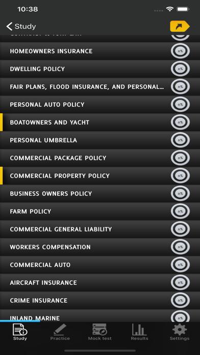 Property & Casualty Exam Prep screenshot 3