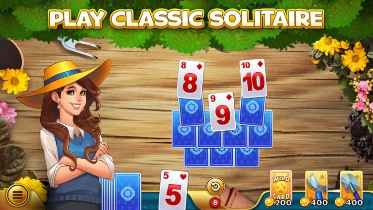 Solitales: Gardening Solitaire screenshot-0