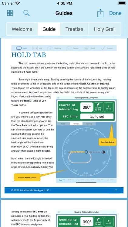 Holding Pattern Computer screenshot-8