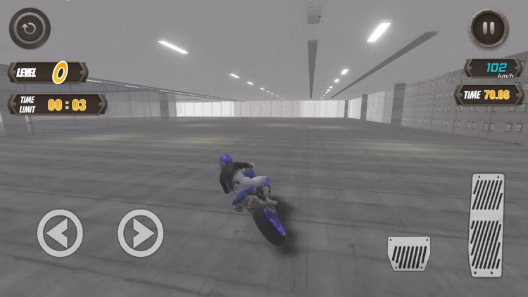 Rooftop Biker screenshot-2