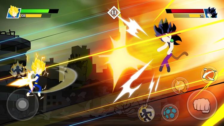 Stickman Warriors Shadow screenshot-4