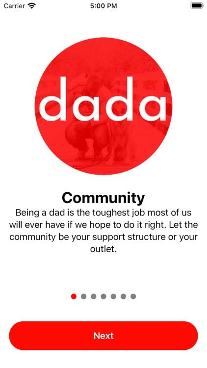 dadaCommunityApp